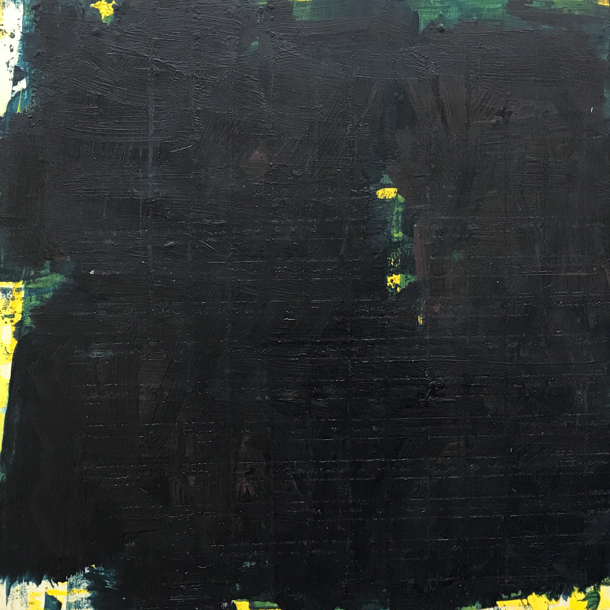 Night Series Acrylic on Board 03 8x8