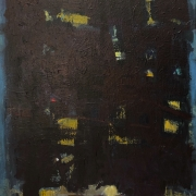 Night Series Acrylic on Canvas 30x40 08